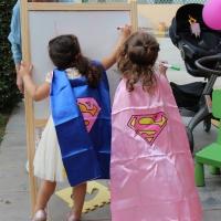 Super Heroes Birthday Party                               حفل عيد ميلاد- سوبر هيروز