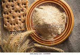 brown flour