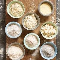 أنواع الطحين-  Flour Kinds