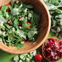 سلطة الفرفحينة - Purslane Salad