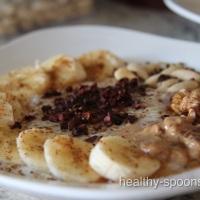 Oats Breakfast- شوفان الإفطار