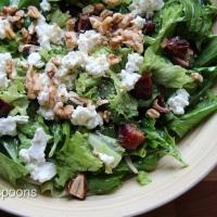 Azkadenya Dates Salad- سلطة التمر مطعم أزكدنيا