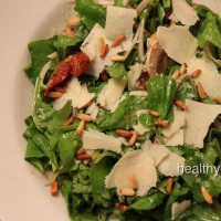 Rocca Salad- سلطة الجرجير